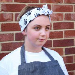 Le Chef Cotton Headscarf