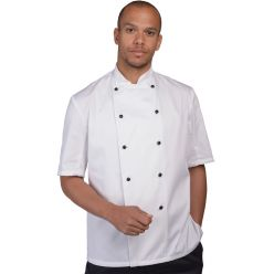 AFD Chefs Jacket with Removable Studs