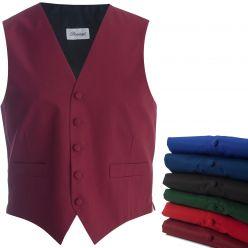 Washable Unisex Lined Waistcoat CLEARANCE