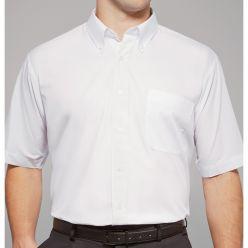 Disley Men's Classic Collar Short Sleeve Shirt