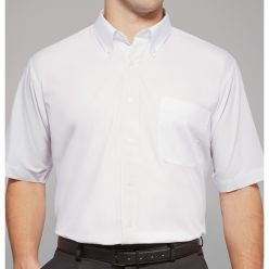 Disley Button Down Collar Short Sleeve Shirt