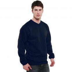 Uneek Premium V-Neck Sweatshirt